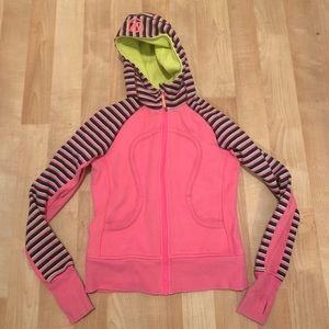 Lululemon scuba hoodie zip up jacket size 4 small